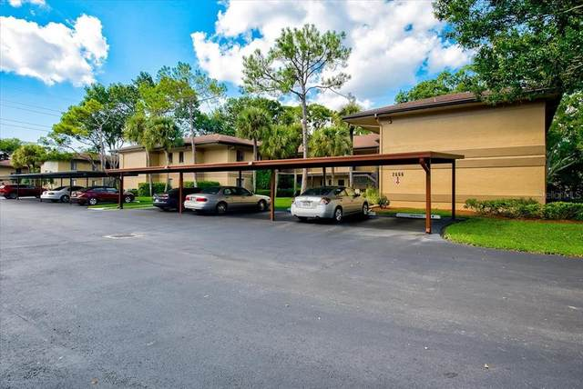 2666 Sabal Springs Circle S 201, Clearwater, FL 33761 (MLS #T3331866) :: Griffin Group