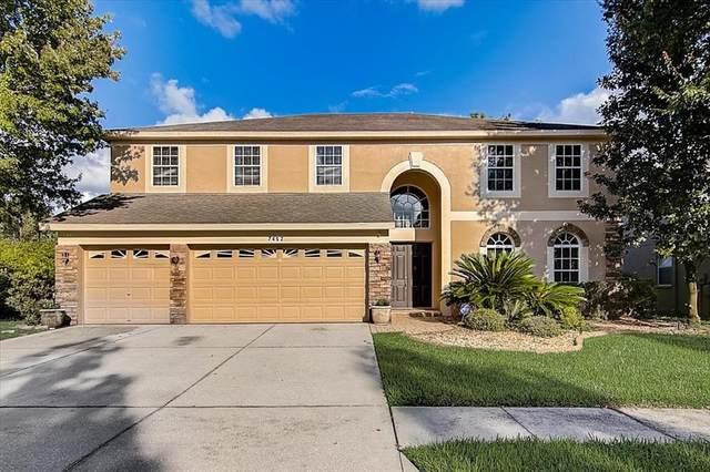 7452 Night Heron Drive, Land O Lakes, FL 34637 (MLS #T3331891) :: CARE - Calhoun & Associates Real Estate