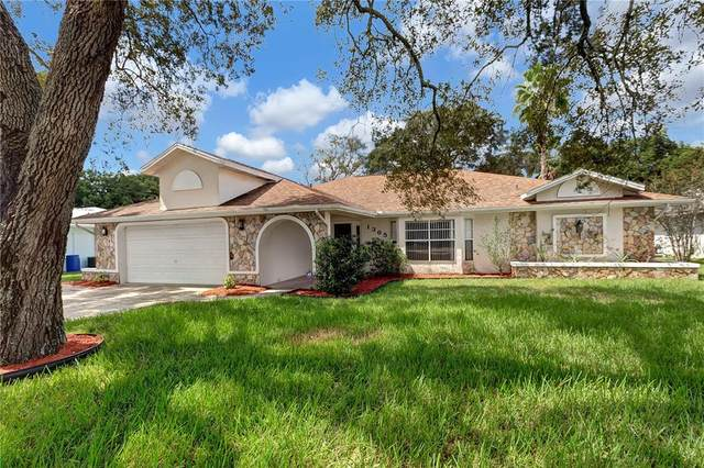 1365 Haulover Avenue, Spring Hill, FL 34608 (MLS #T3331977) :: Gate Arty & the Group - Keller Williams Realty Smart