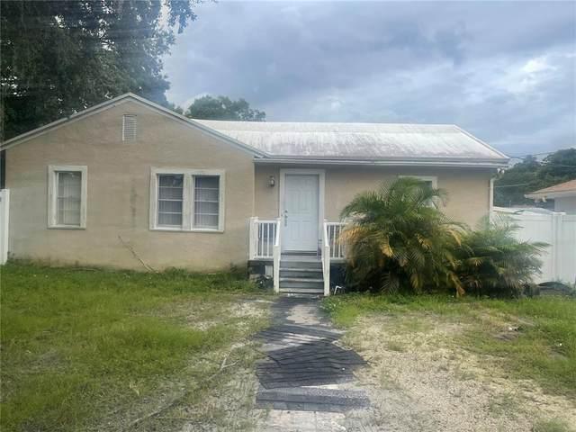 2111 W Burke Street, Tampa, FL 33604 (MLS #T3332032) :: RE/MAX Marketing Specialists
