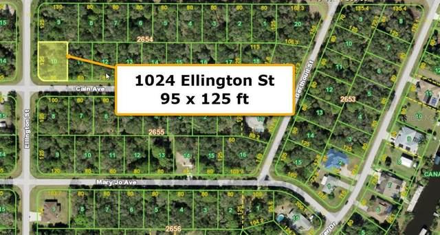 1024 Ellington Street, Port Charlotte, FL 33953 (MLS #T3332074) :: Globalwide Realty
