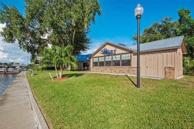 1429 Deirdre Drive, Ruskin, FL 33570 (MLS #T3332335) :: Team Bohannon