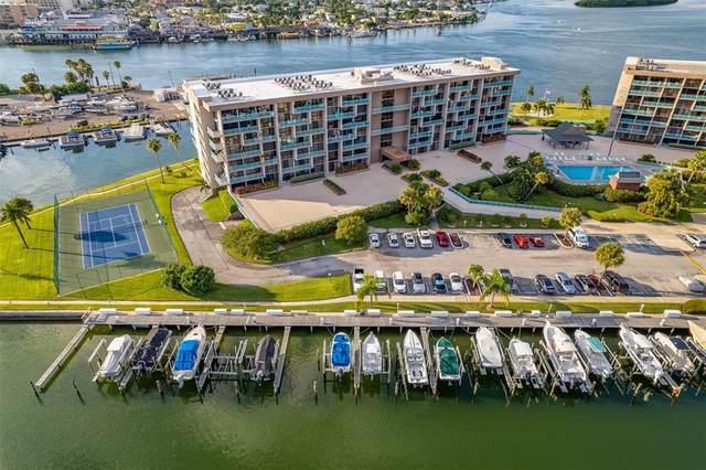 1 Key Capri 302W, Treasure Island, FL 33706 (MLS #T3332794) :: Future Home Realty