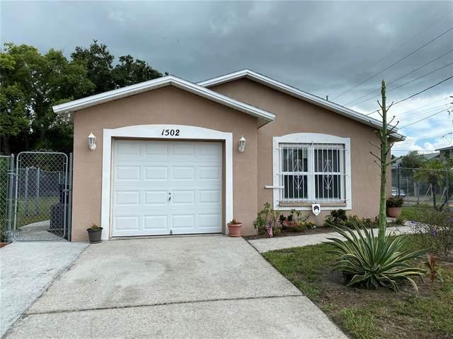 1502 E 21ST Avenue, Tampa, FL 33605 (MLS #T3332825) :: Bustamante Real Estate