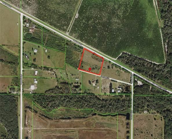 7606 Core Rock Lane, Wimauma, FL 33598 (MLS #T3333117) :: Delgado Home Team at Keller Williams