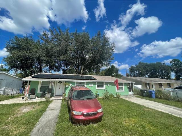 2707 W Kirby Street, Tampa, FL 33614 (MLS #T3333402) :: The Nathan Bangs Group