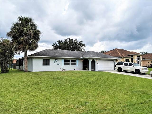 431 Macarthur Drive, Port Charlotte, FL 33954 (MLS #T3334031) :: Delgado Home Team at Keller Williams