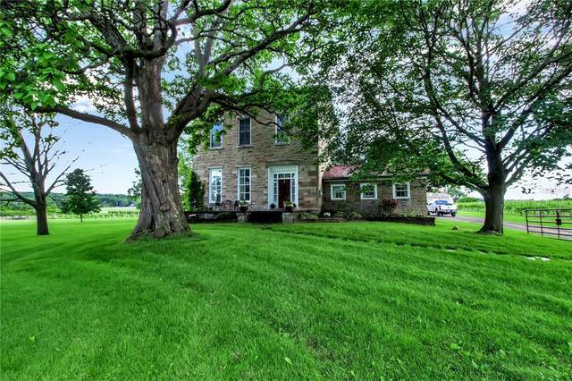 5138 Lower Mountain Road, LOCKPORT, NY 14094 (MLS #T3334034) :: Keller Williams Realty Select
