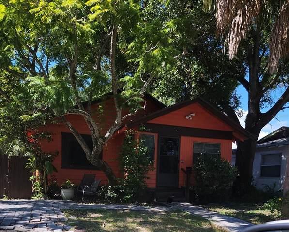 919 21ST Street S, St Petersburg, FL 33712 (MLS #T3334424) :: The Kardosh Team