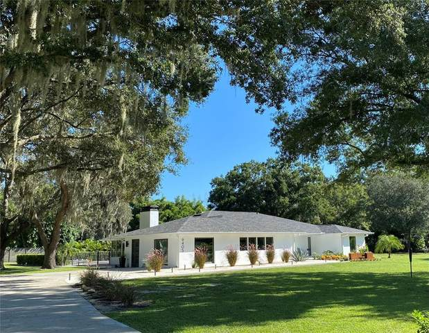 9405 Post Road, Odessa, FL 33556 (MLS #T3334480) :: Griffin Group
