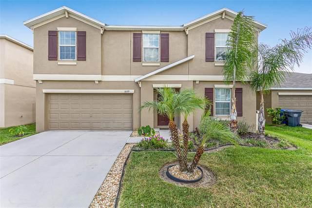 1609 Redmond Brook Lane, Ruskin, FL 33570 (MLS #T3334501) :: Bustamante Real Estate