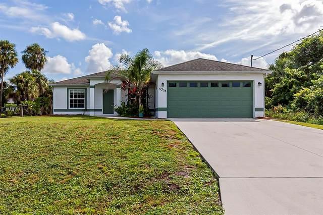 5358 Marset Lane, North Port, FL 34288 (MLS #T3334504) :: Keller Williams Suncoast