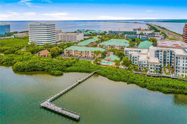 1208 Bay Club Circle, Tampa, FL 33607 (MLS #T3334553) :: Pristine Properties