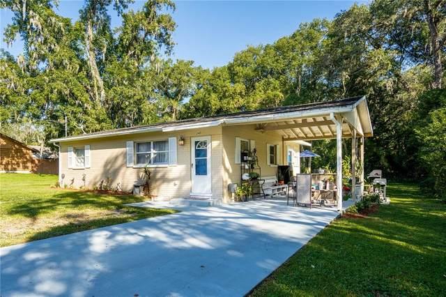 240 Hickory Street, Brooksville, FL 34601 (MLS #T3334677) :: Everlane Realty