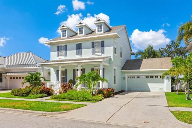 427 Manns Harbor Drive, Apollo Beach, FL 33572 (MLS #T3334696) :: Orlando Homes Finder Team