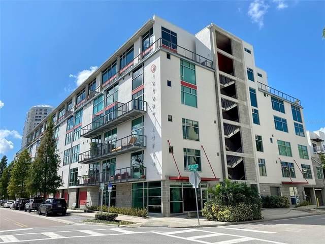 101 S 12TH Street #322, Tampa, FL 33602 (MLS #T3335004) :: Team Bohannon
