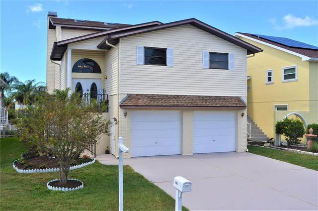 6241 Bayside Drive, New Port Richey, FL 34652 (MLS #T3335069) :: The Hustle and Heart Group