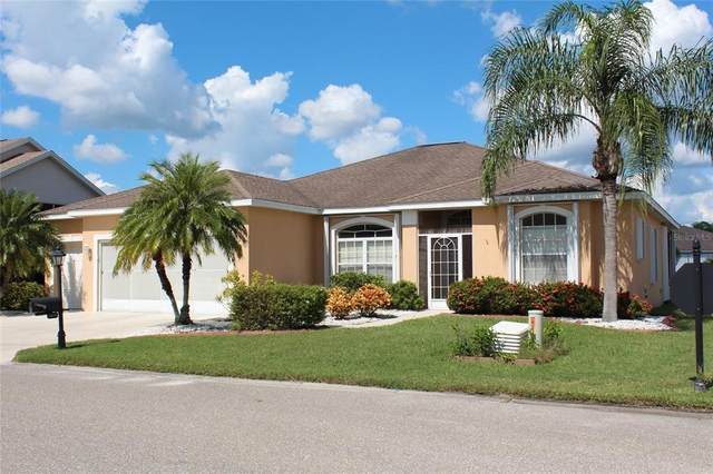 24328 Westgate Boulevard, Port Charlotte, FL 33980 (MLS #T3335162) :: RE/MAX Local Expert