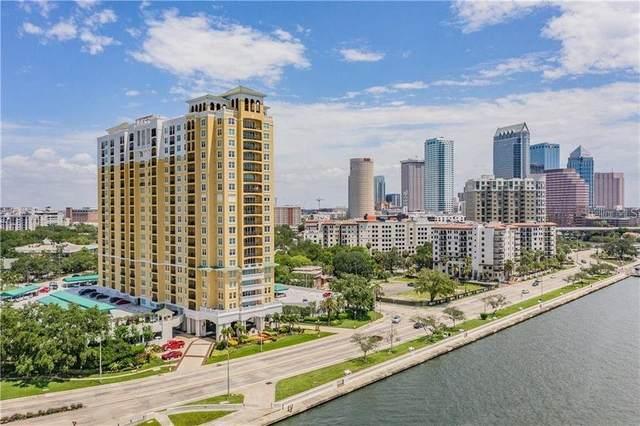 345 Bayshore Boulevard #1812, Tampa, FL 33606 (MLS #T3335200) :: The Duncan Duo Team