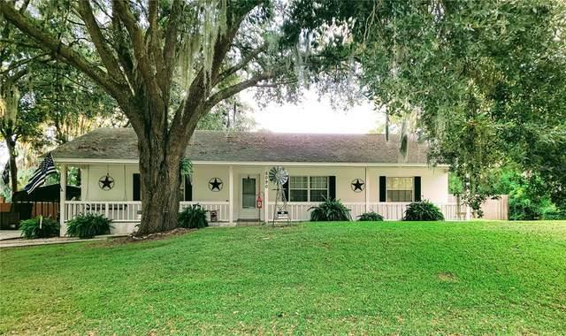 5090 Oakwood Trail, Mulberry, FL 33860 (MLS #T3335213) :: Everlane Realty
