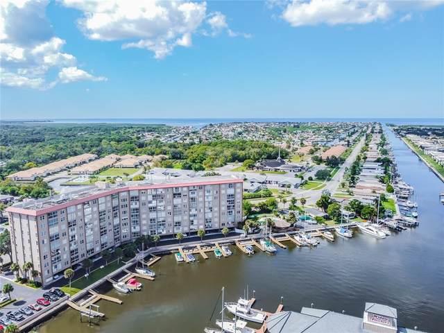 4939 Floramar Terrace #508, New Port Richey, FL 34652 (MLS #T3335404) :: Sarasota Home Specialists