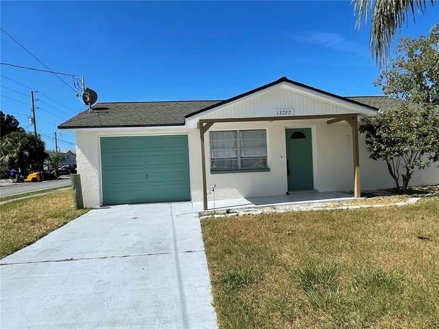 13727 Melanie Avenue, Hudson, FL 34667 (MLS #T3335603) :: Global Properties Realty & Investments