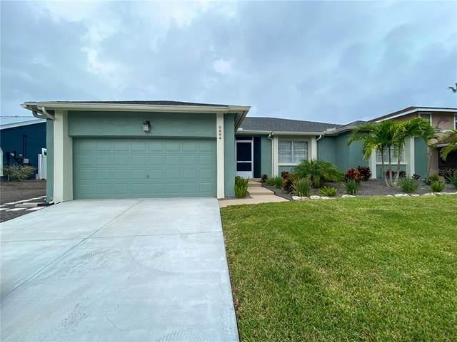 6604 Dolphin Cove Drive, Apollo Beach, FL 33572 (MLS #T3335622) :: Team Bohannon