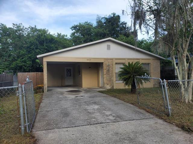8809 N 14TH Street, Tampa, FL 33604 (MLS #T3335676) :: Future Home Realty