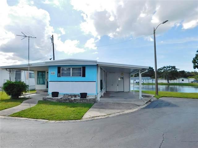 16940 Us Highway 19 N #608, Clearwater, FL 33764 (MLS #T3335694) :: The Heidi Schrock Team