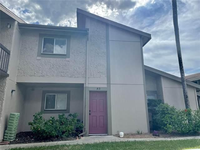 6340 Newtown Circle 40A7, Tampa, FL 33615 (MLS #T3335740) :: Team Bohannon