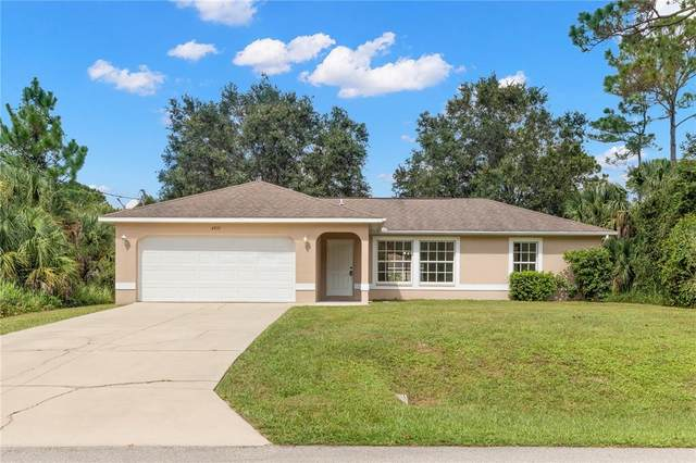 4951 Hillman Terrace, North Port, FL 34288 (MLS #T3335800) :: Griffin Group