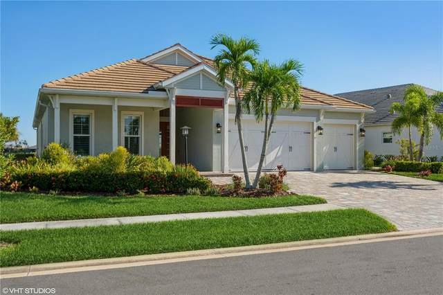 8140 Grande Shores Drive, Sarasota, FL 34240 (MLS #T3335913) :: The Duncan Duo Team