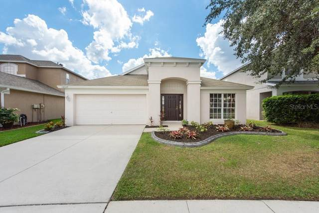 12337 Cedarfield Drive, Riverview, FL 33579 (MLS #T3335955) :: Rabell Realty Group