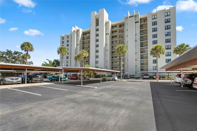 2616 Cove Cay Dr #201, Clearwater, FL 33760 (MLS #T3336020) :: Everlane Realty