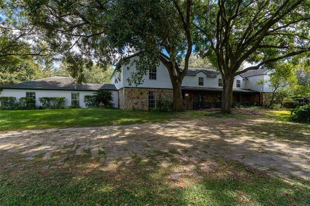 18029 Lake Reflections Boulevard, Lutz, FL 33558 (MLS #T3336113) :: Future Home Realty