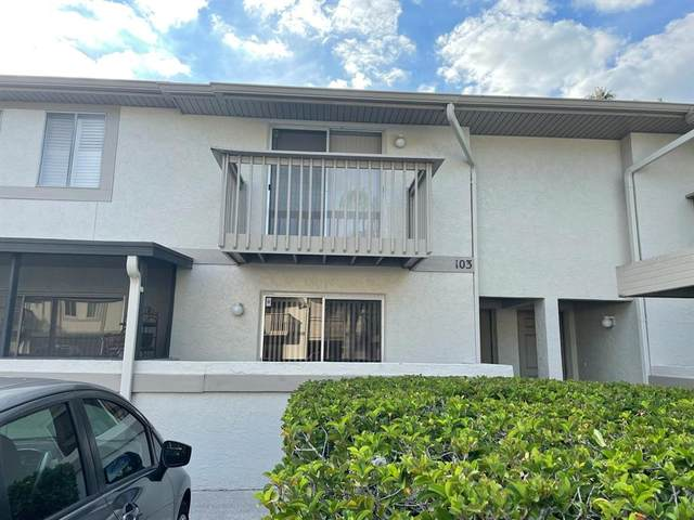 103 Bough Avenue #103, Clearwater, FL 33760 (MLS #T3336176) :: Medway Realty
