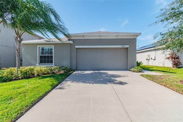 16513 Myrtle Sand Drive, Wimauma, FL 33598 (MLS #T3336378) :: Medway Realty