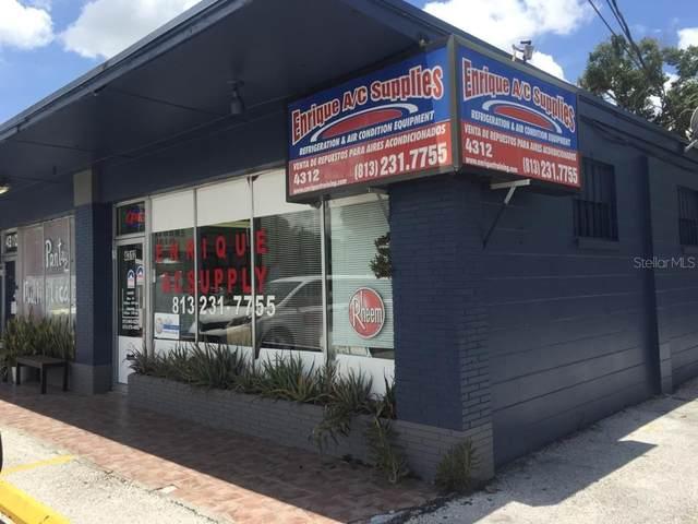 4308 N Nebraska Avenue, Tampa, FL 33603 (MLS #T3336390) :: Everlane Realty