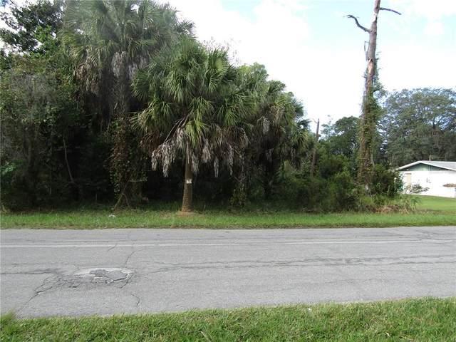 LOT 61 Sea Pines, Hudson, FL 34667 (MLS #T3336479) :: Keller Williams Realty Peace River Partners
