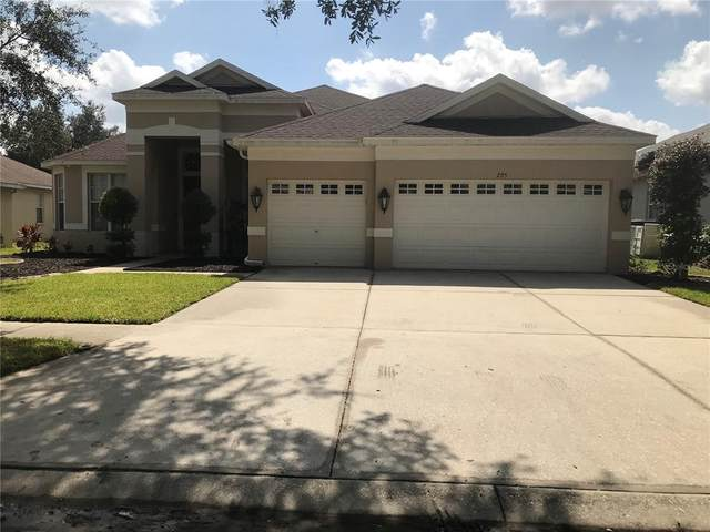 205 Bon Vie Place, Valrico, FL 33594 (MLS #T3336734) :: Medway Realty