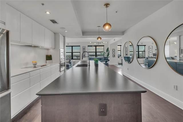 1227 E Madison Street #906, Tampa, FL 33602 (MLS #T3336806) :: Pristine Properties