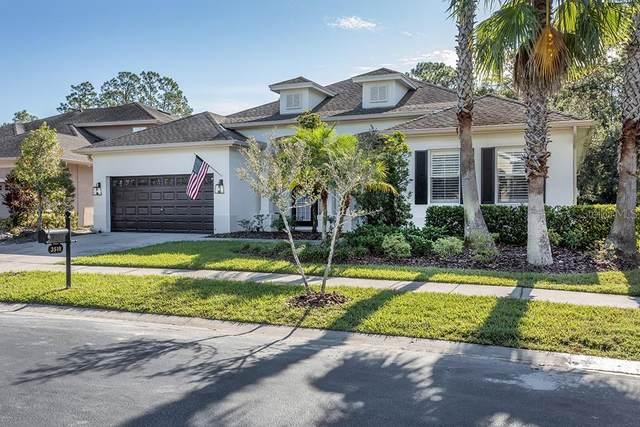 3518 Grassglen Place, Wesley Chapel, FL 33544 (MLS #T3336847) :: Heckler Realty