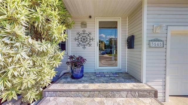3545 Overlook Drive NE, St Petersburg, FL 33703 (MLS #T3336863) :: Orlando Homes Finder Team
