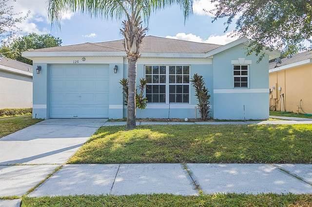 126 Sundown Court, Davenport, FL 33896 (MLS #T3336890) :: Vivian Gonzalez   Ocean Real Estate Group, LLC