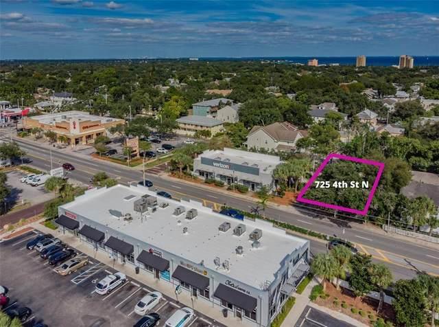 725 4TH Street N, St Petersburg, FL 33701 (MLS #T3337048) :: Heckler Realty