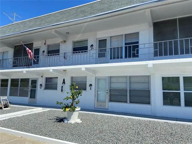 1221 Drew Street A18, Clearwater, FL 33755 (MLS #T3337058) :: SunCoast Home Experts