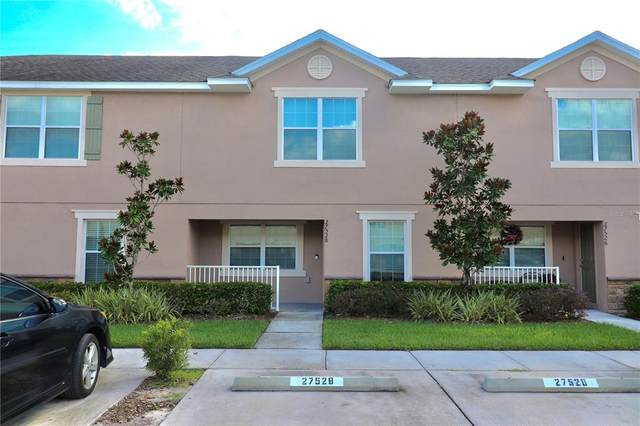 27528 Desert Willow Way, Wesley Chapel, FL 33544 (MLS #T3337097) :: McConnell and Associates