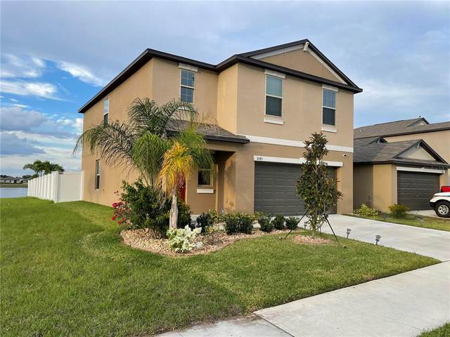 1045 7TH AVE NW, Ruskin, FL 33570 (MLS #T3337133) :: Cartwright Realty