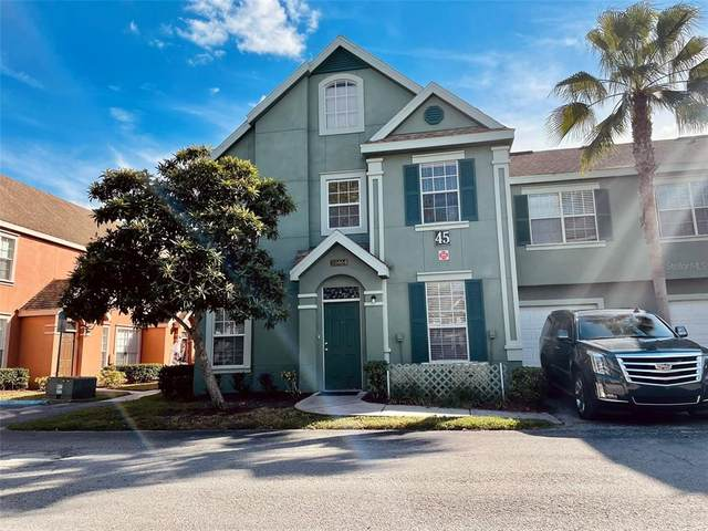 10464 White Lake Court #10464, Tampa, FL 33626 (MLS #T3337142) :: Cartwright Realty