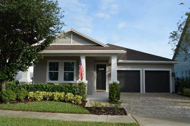 11659 Sprawling Oak Drive, Windermere, FL 34786 (MLS #T3337219) :: Century 21 Professional Group